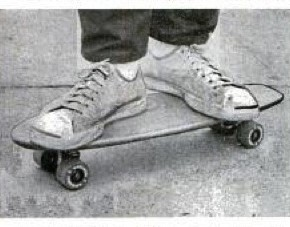 What skateboarding in 1964 looked like