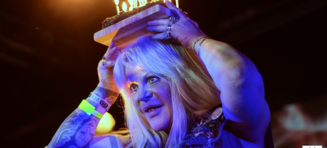 Photos: Psychic TV (PTV3), Beastial Mouths & DBC- Echoplex