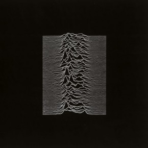 Visualized: Peter Saville and Unknown Pleasures