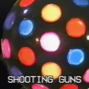 Shooting Guns - No Fans (VIDEO)